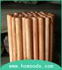 best sale Natural varnished wooden flag handle sticks