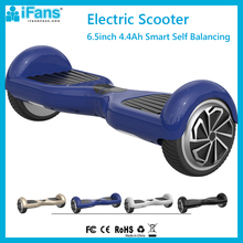 Factory Offer Two Wheels Self Balance Electric Vehicle 6.5inch ROHS CE With Samsung Battery