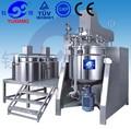 yx creme vácuo homogeneização máquina homogeneizador emulsificante