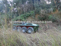 Jiangdong 8x8 800cc chain drive differential atv