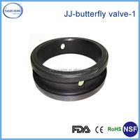 NBR butterfly valve seat/kinds of rubber valve seat / Butterfly valve seat