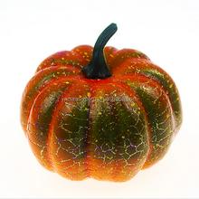foam pumpkin decorated easter
