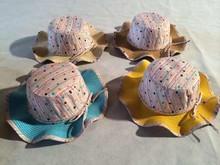 children fashion straw hat beach hat
