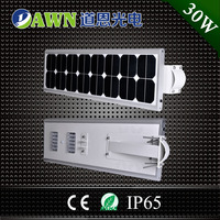 30W integrated all in one solar led street light led landscape lighting garden light