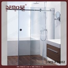 2015 china OEM manufacturer whirlpool steam massage tempered glass bathroom shower enclosure /shower cabin /shower room
