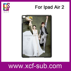 Very Good Color Effect! 2D Sublimation Printing cover for ipad, DIY your pad case, Custommized Phone Cover, Custom case