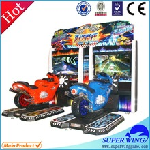 New style special design simulator arcade racing motorcycle