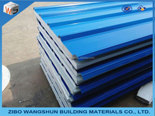 2015 Cheap curving corrugated steel roof panels