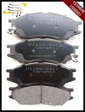 Good performance brake pad D623