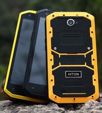 2015 Mejor 5.5inch 4G teléfono resistente