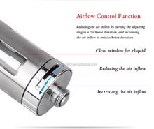 2015 new electronic cigarette vapor mod Airflow control mini X-1 mod kit