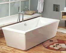 Mais econômico banheira quadrada banheira pintura nova banheira