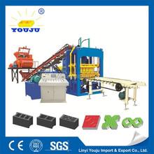 QT4-15D paver block machine price in india Linyi Youju Import & Export