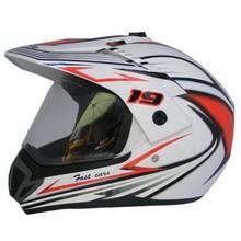 DOT approved off road motor cross helmet