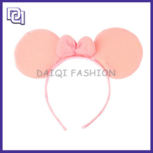 New Hot party wear Halloween Decoration for kids,Pink Cute Hairband For Children Promotional Gift,popular Halloween nice gift