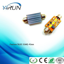 Interior Light Source 41mm 5630 3SMD Festoon LED car light Bulb
