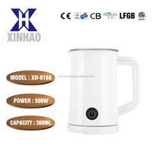 Hot sale! Fully Automatic Electric Milk Frother for Cappuccino or Latte, professional milk frother