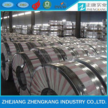 Zhengkang pipeline color coated steel strip for packing of tinplate