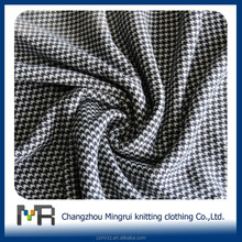 polyester cotton knitted thermal fabric