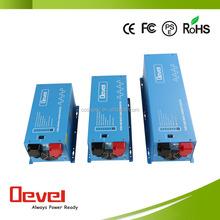 2015 Hot selling 3000w inverter 12v 220v pure sine wave inverter dc ac inverter generator