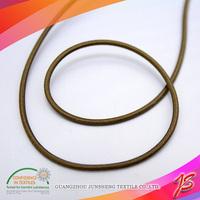 Wholesale cheap price 1mm nylon cord black