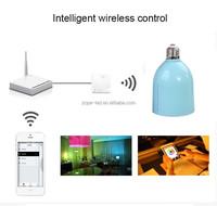Colorful bulb portable Mini LED light bluetooth speaker with remote control, tube stack mini bluetooth speaker