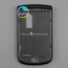 wholesale for blackberry 9800 mobile phone front housing black