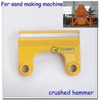 crushed hammer with excellent cemented carbide bars