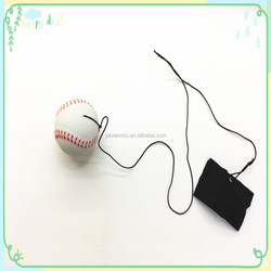 2015 new product Cheap Hollow Rubber Bouncing Balls