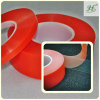 10mm X 50M Clear Strong Adhesive PET Double-Sided Tapes