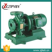 Stainless steel chemical inline pump centrifugal jockey pump