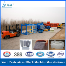 LTQT10-15 Automatic cement brick making machine price in india