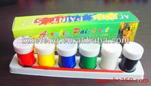 20 ml 6 pots acrylic paint