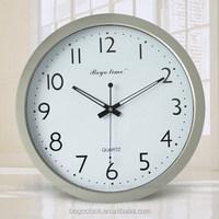 Plastic Mosque wall clock for church decor