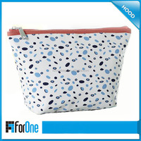 China famouse beatiful design personalized clear vinyl travel cosmetic bag