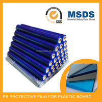 Bottom price best selling mirror protective film roll