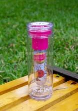 2015 water bottle with fruit infuser/tritan fruit infuser water bottle