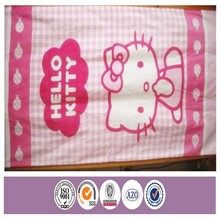 factory sale directly cotton wholesaler velvet printed towel beach