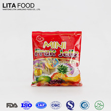 Lychee Fruit popular mixed sweet jelly pudding candy
