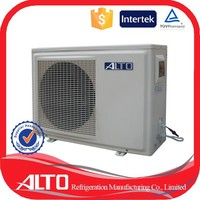 Alto AS-H28Y 8kw/h quality certified portable swimming pool heat pump for water heater pool