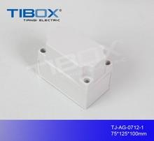 ABS plastic enclosure plastic distribution box waterproof plastic enclosure