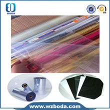 Inkjet printable PVC sheet A4 golden for card making