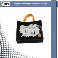 Modern New Design High Quality Pp Spunbonded Non-Woven Wine Bag