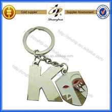 factory design customized brand keychain safety helmet