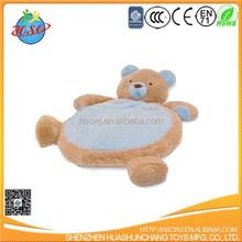 baby teddy bear plusn mat plush comfortable bear mat