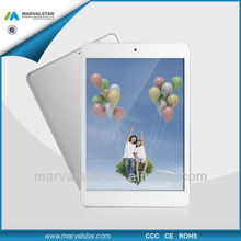The Newest Unique 7.85inch Quad-Core Mini Tablet PC IPS Panel 1024*768 ATM7029 Android 4.1.3 Dual Camera 4000mah Battery Pad