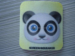 New style animal adhesive screen cleaner