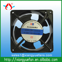 12038 electric exhaust ac motor flow fan China supplier