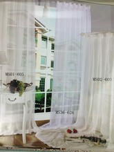 living room curtain / ready made window curtain make in China