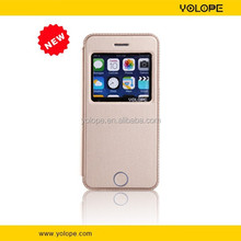 YOLOPE Wholesale For iPhone 6 High Quality PU leather Phone Cases